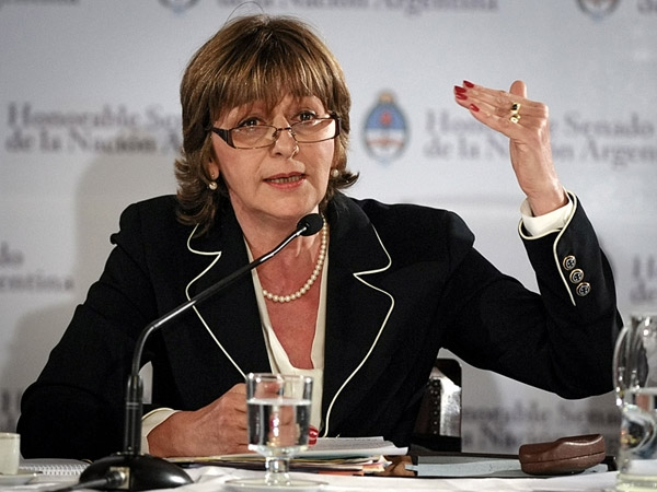 Gils Carbó dictaminó a favor de una ex funcionaria condenada por Cromañón