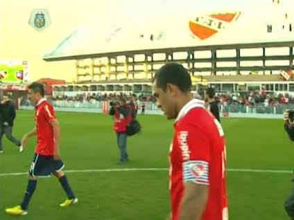 Independiente descendió por primera vez en su historia