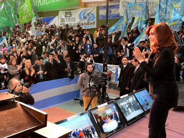 Cristina de Kirchner: