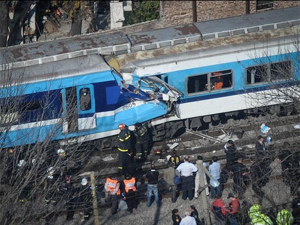 El perito de la tragedia de Once examinará los trenes del choque en Castelar