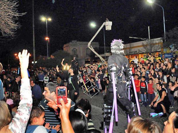 Hubo 22.000 espectadores Festival de Teatro de Rafaela 2014