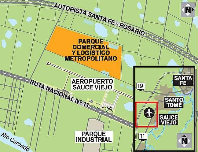 Es ley la creación del Parque Mayorista Comercial y Logístico para Santa Fe