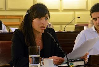 La Diputada Mariana Robustelli criticó a la ex vicegobernadora de Santa Fe