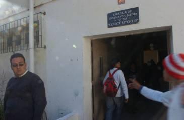 Escuela Constituyentes: tratarán la situación de los alumnos armados