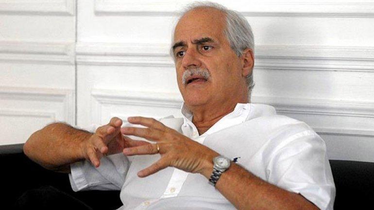 El ex canciller Jorge Taiana encabezará la lista del Frente para la Victoria en la Ciudad