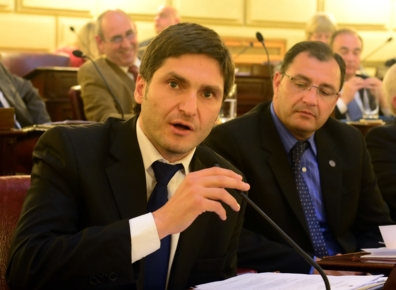 La Cámara de Diputados debate sobre la Comisión Investigadora del narcotráfico