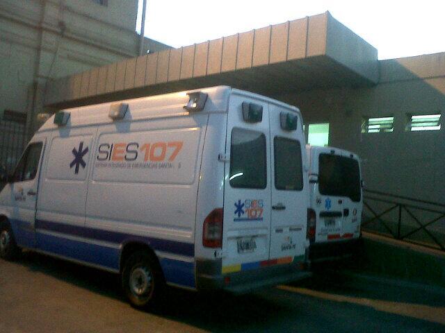 Fuga, persecución y accidente con heridos en la ruta 70