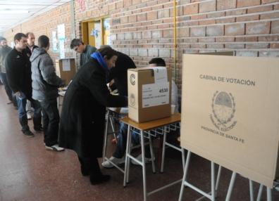 La Provincia de Santa Fe renovará 1.523 cargos en las próximas elecciones