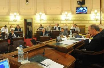 El Senado aprobó un paquete de leyes contra la inseguridad