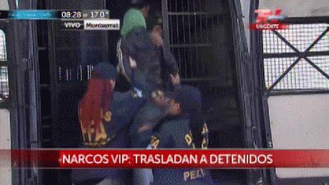 Narco VIP: Bomparola dice no tener nada que ver, pero su ex mujer lo delató ante la Justicia