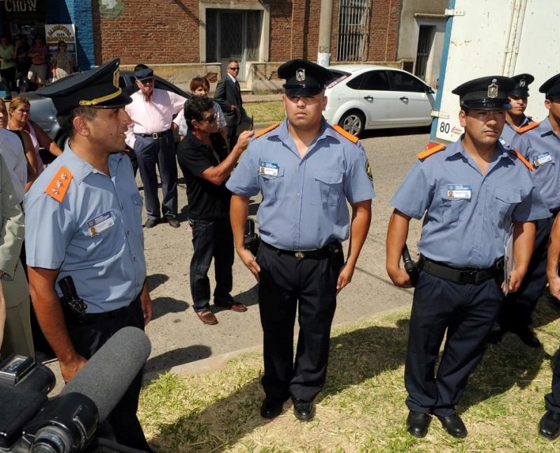 Policía Comunitaria: la iniciativa se extenderá a otros dos barrios