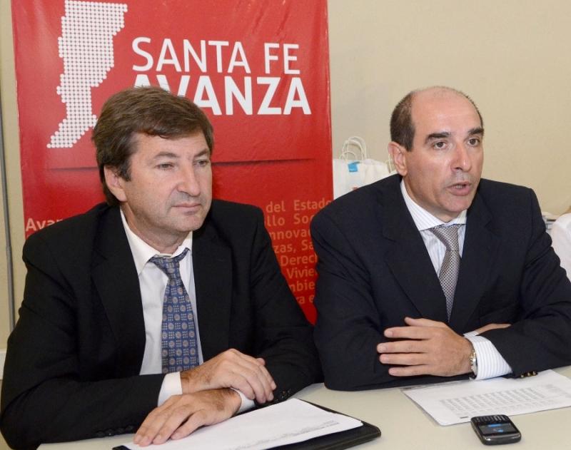 Beccari y Raffin darán detalles del plan de intimación a morosos de Impuesto Inmobiliario