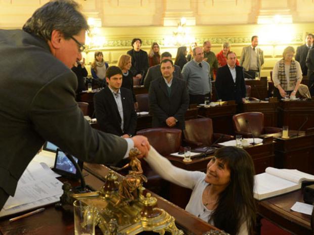 La Justicia provincial ratificó a Mariana Robustelli en su banca