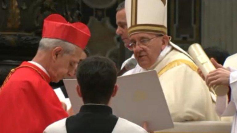 Vaticano: Mario Poli, nuevo cardenal argentino