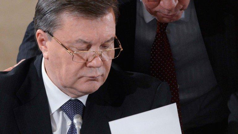 Ucrania: Yanukovich dejó Kiev y la oposición exige su dimisión