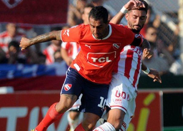 Unión empató 0 a 0 con Independiente en el 15 de Abril