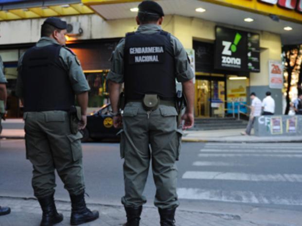 El Senado santafesino pidió gendarmes